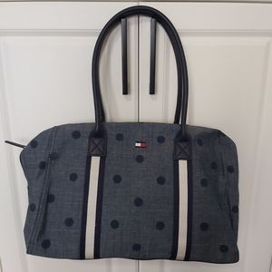 Tommy Hilfiger large Tote Duffel style